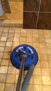 High Pressure Tile Cleaning